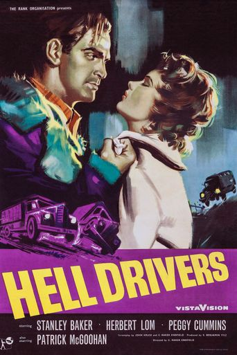 Hell Drivers Poster