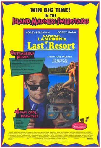National Lampoon's Last Resort Poster