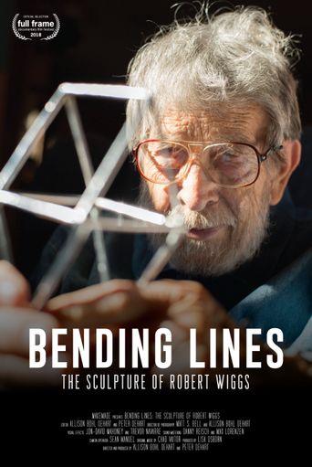 Bending Lines: The Sculpture of Robert Wiggs Poster