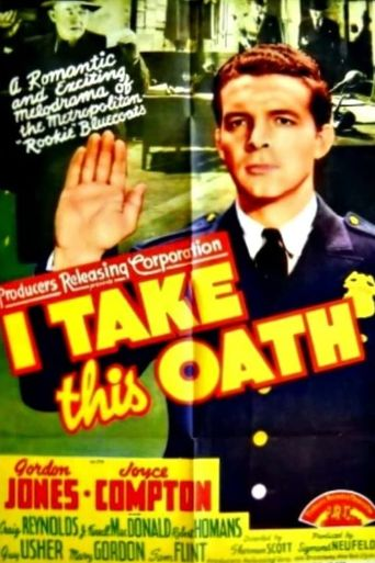 I Take This Oath Poster