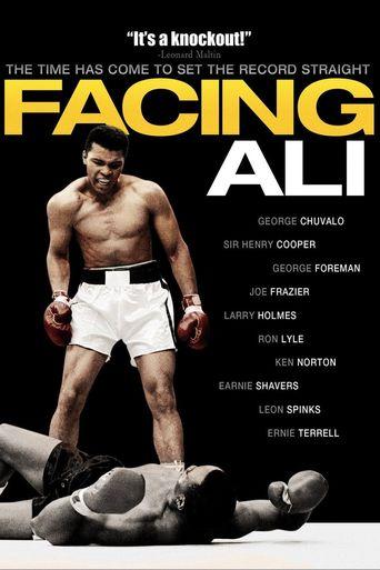 Facing Ali Poster