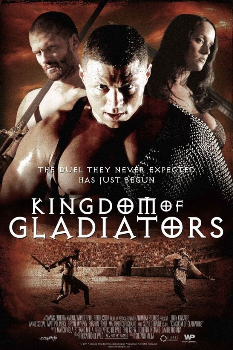 Kingdom of Gladiators Poster