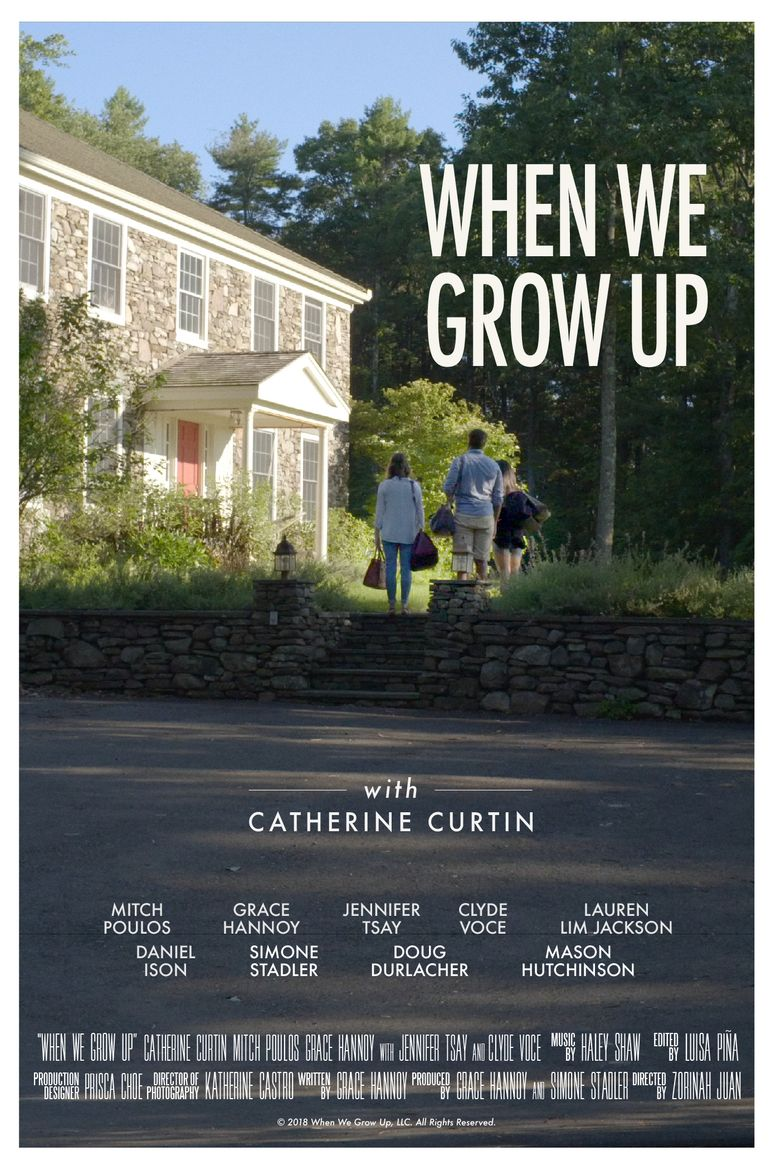 When We Grow Up Poster