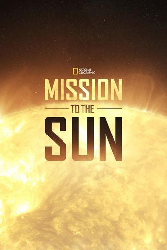Mission to the Sun Poster