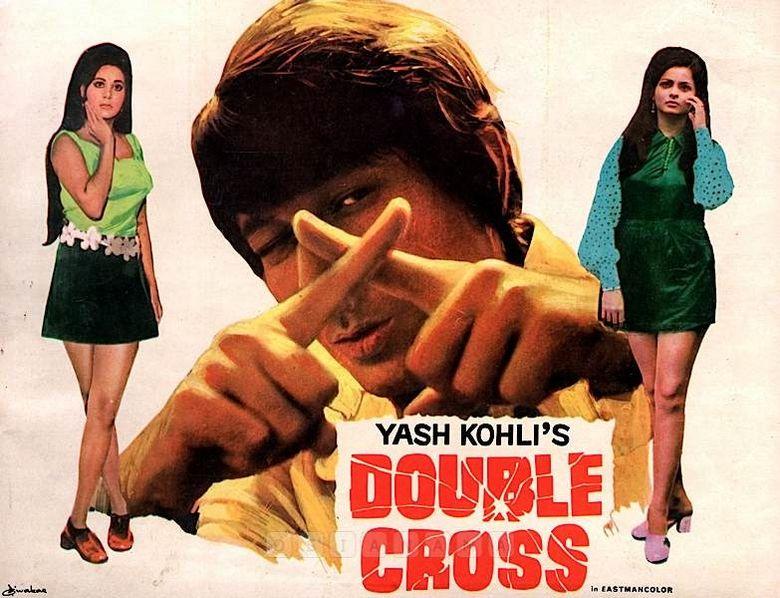 Double Cross Poster