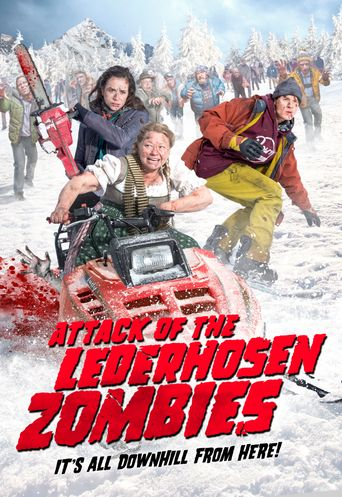 Watch Attack of the Lederhosen Zombies