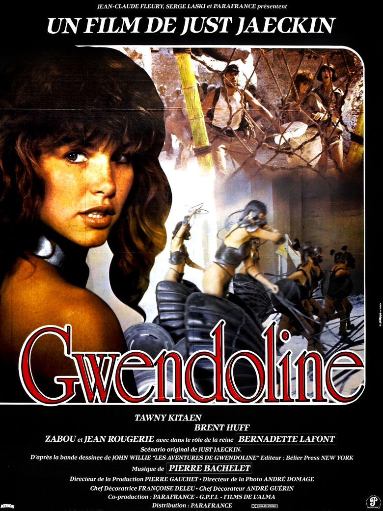 Gwendoline Poster