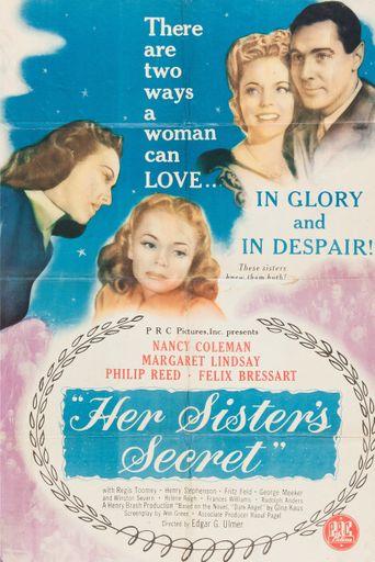 Her Sister's Secret Poster