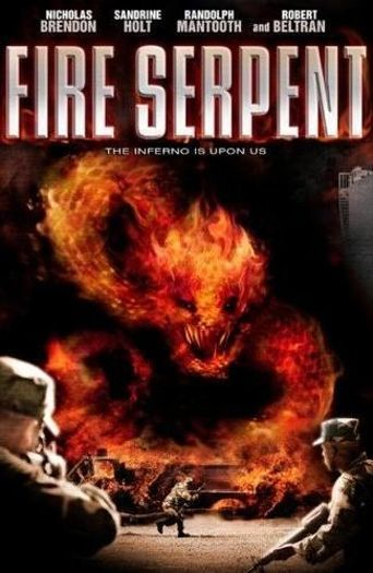 Fire Serpent Poster