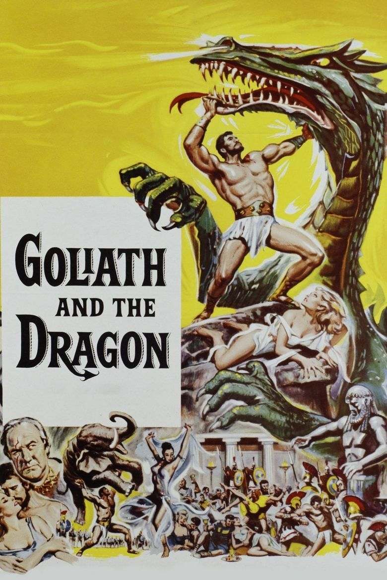 Goliath and the Dragon Poster