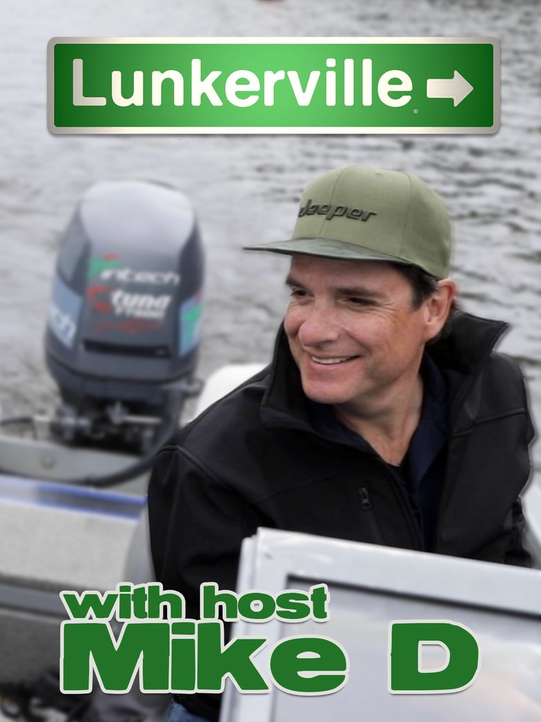 Lunkerville Poster