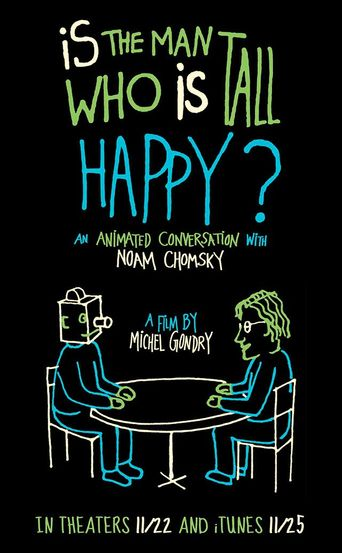 Is the Man Who Is Tall Happy? Poster