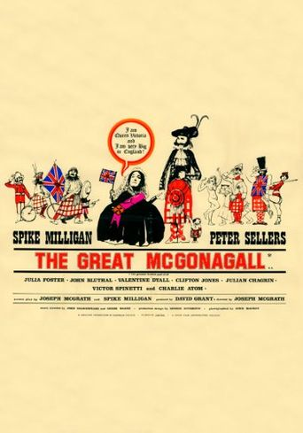 The Great McGonagall Poster