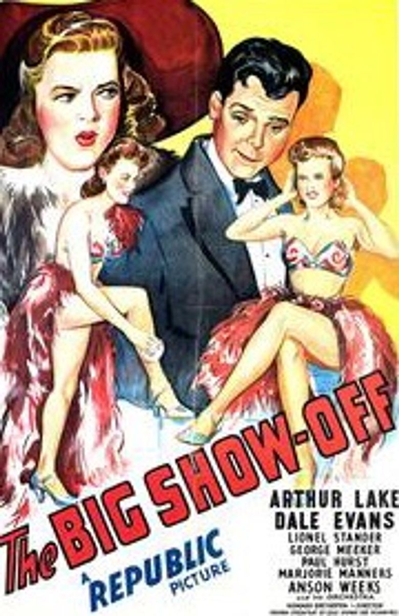 The Big Show-Off Poster
