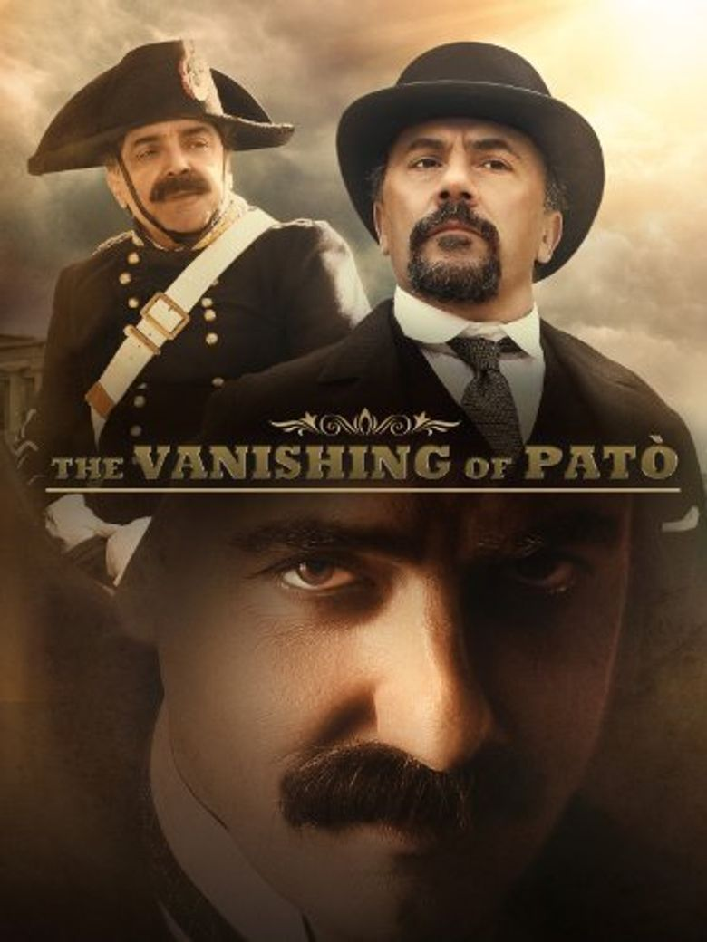The Vanishing of Pato Poster