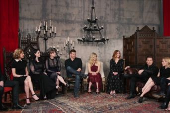 The Cast of Buffy the Vampire Slayer Poster