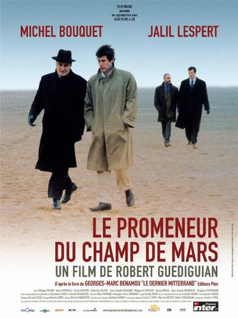 The Last Mitterrand Poster