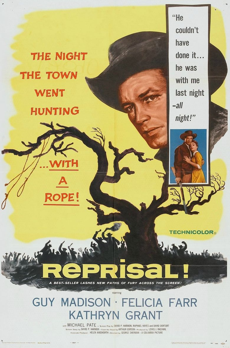 Reprisal! Poster