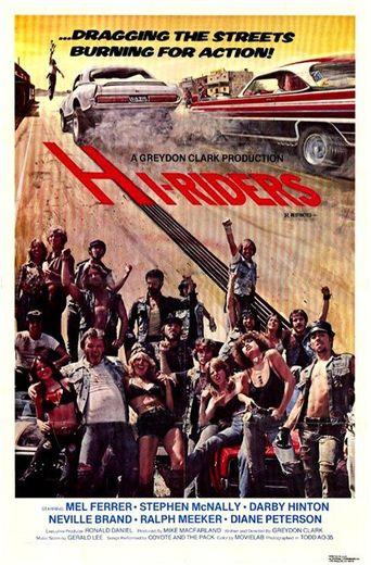 Hi-Riders Poster