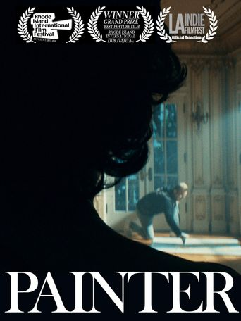 Painter Poster