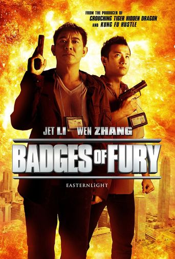 Badges of Fury Poster