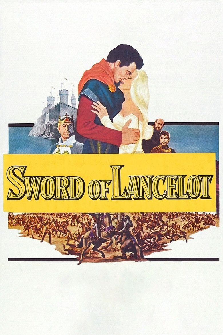 Lancelot and Guinevere Poster