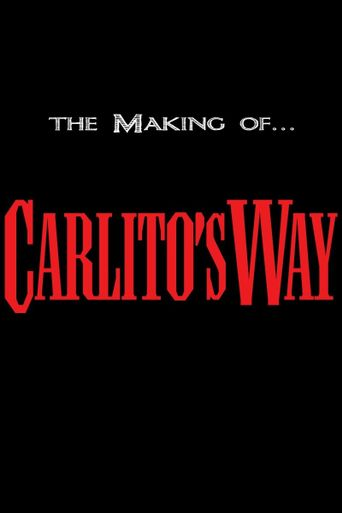 The Making of 'Carlito's Way' Poster