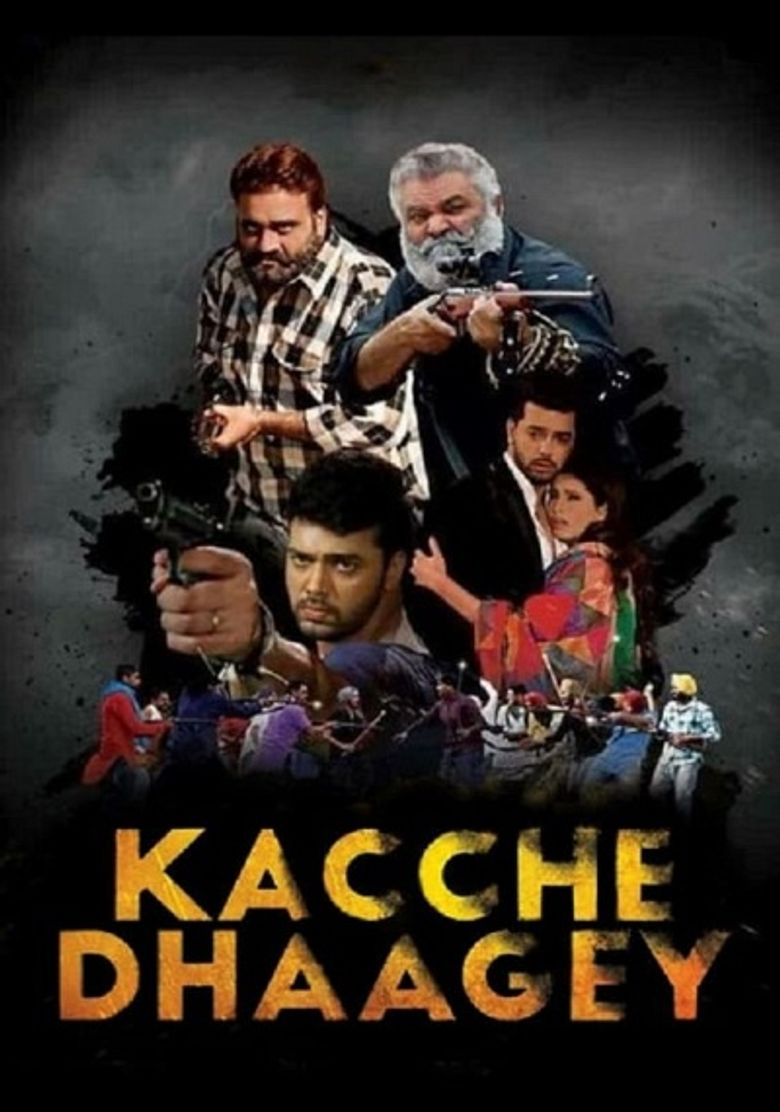 Kacche Dhaagey Poster