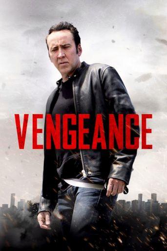 Vengeance: A Love Story Poster