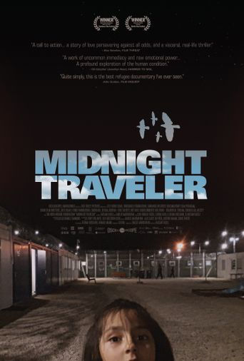Midnight Traveler Poster