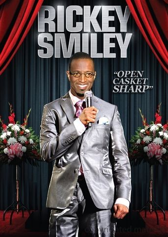 Rickey Smiley: Open Casket Sharp Poster