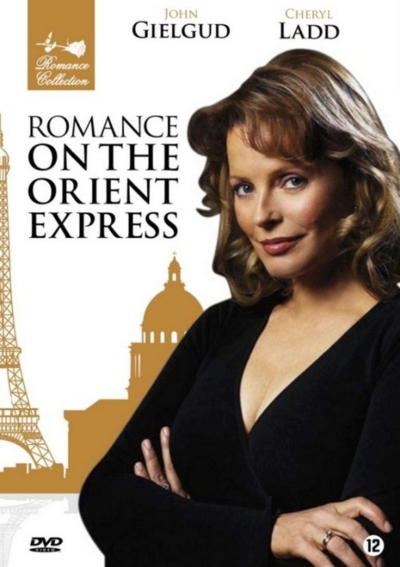 Romance on the Orient Express Poster