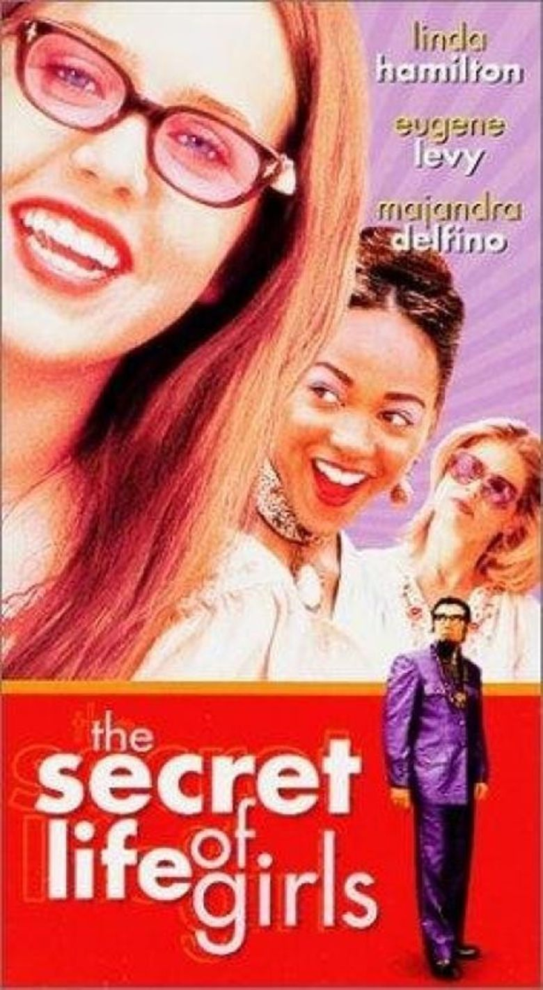 The Secret Life of Girls Poster