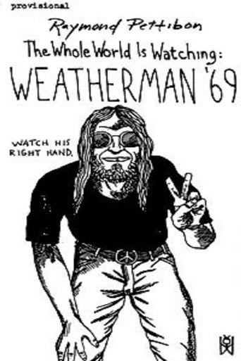 Weatherman '69 Poster