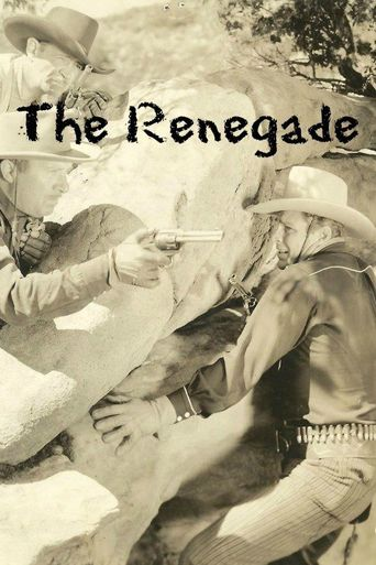 The Renegade Poster