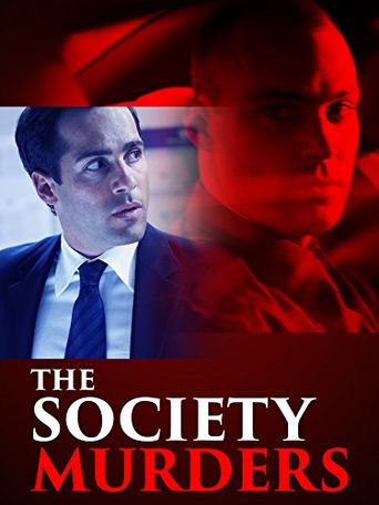 The Society Murders Poster