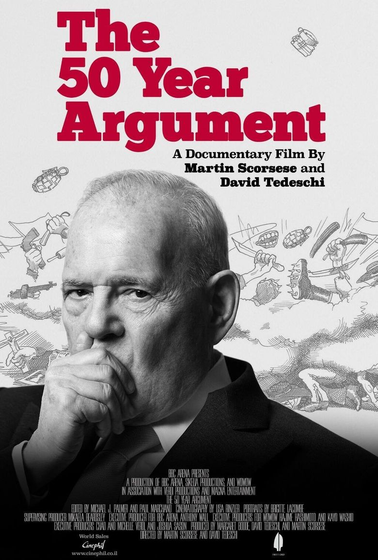 The 50 Year Argument Poster