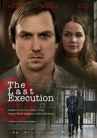 The Last Execution Poster