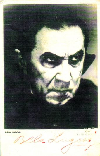 Lugosi: The Dark Prince Poster