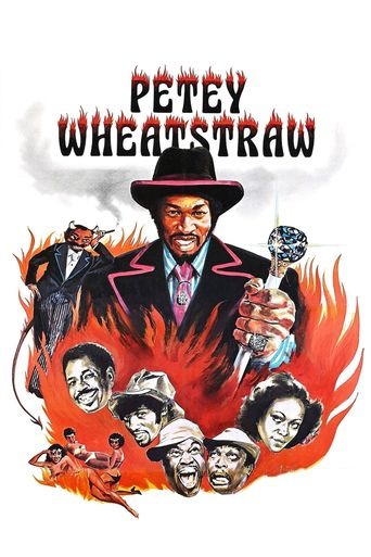 Petey Wheatstraw Poster