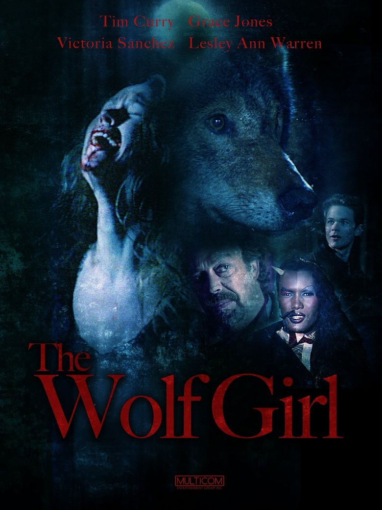 Wolf Girl Poster
