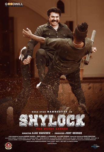 Shylock Poster