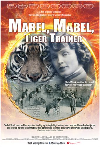 Mabel, Mabel Tiger Trainer Poster