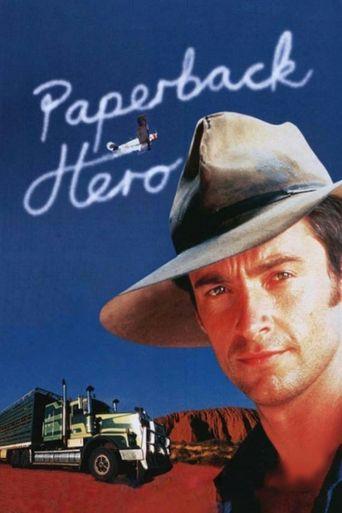 Paperback Hero Poster