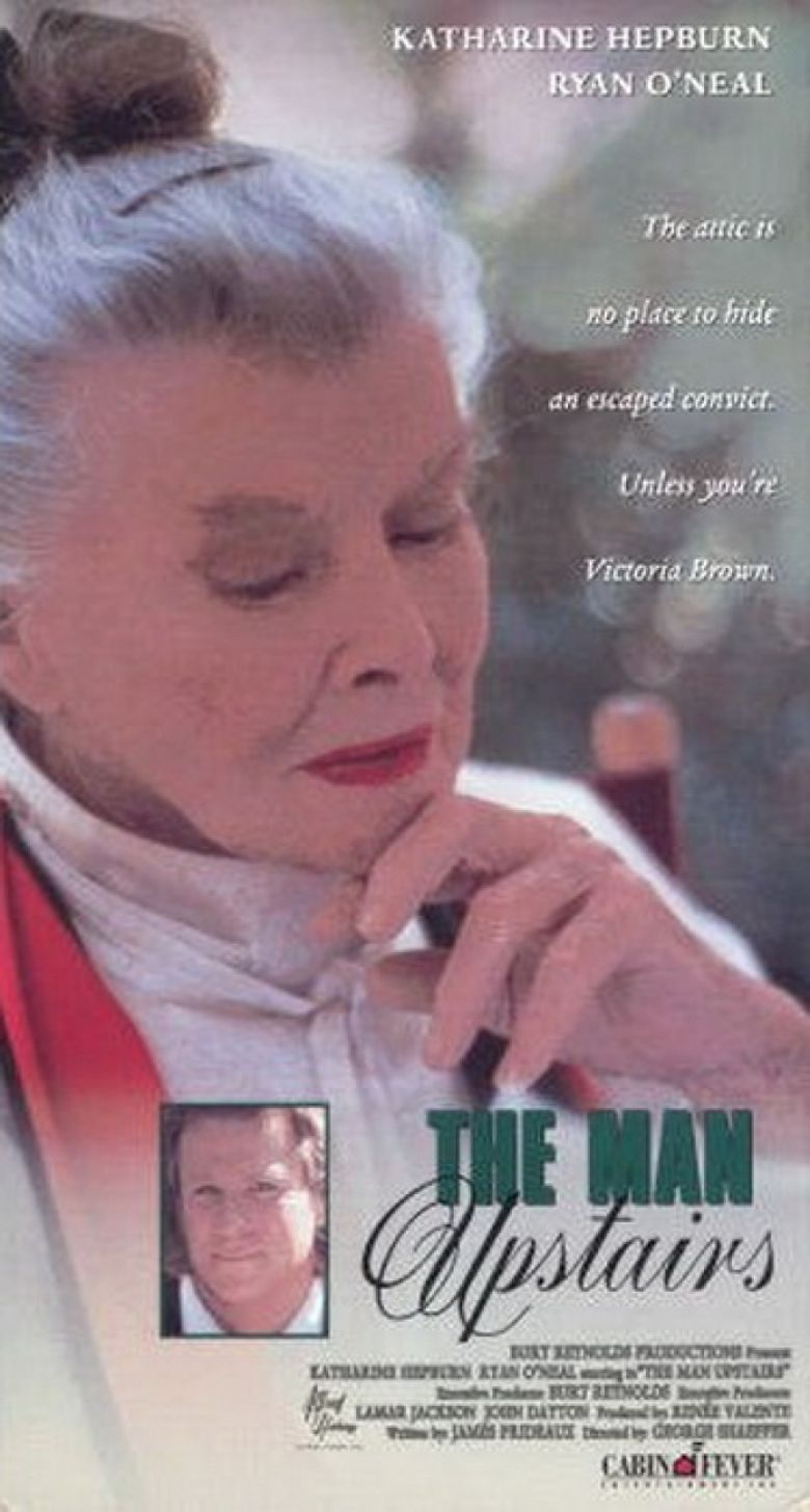 The Man Upstairs Poster