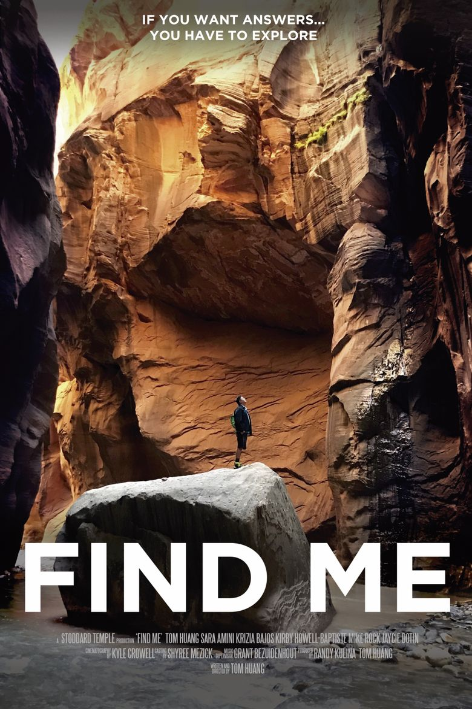 Find Me Poster
