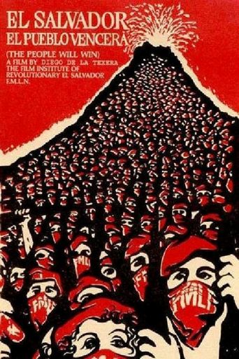 El Salvador: The People Will Win Poster