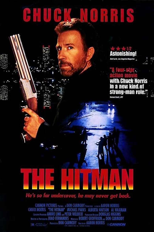 The Hitman Poster