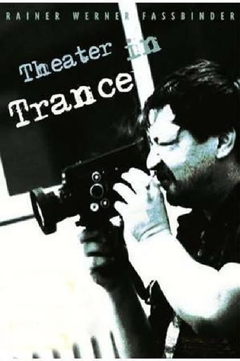 Theater in Trance Poster