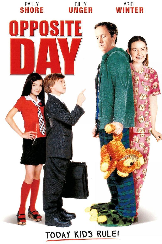 Opposite Day Poster